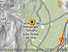 Map: Törggeletage in Tramin