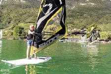 Surfschule Home See Windsurf